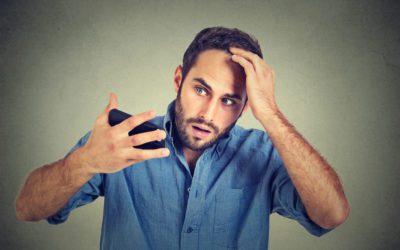 Alopecia maschile: un problema vecchio come il mondo