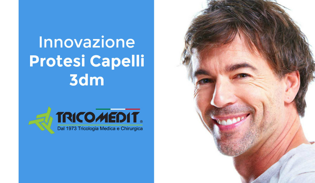 Protesi Capelli 3DM Advanced